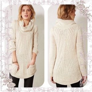 Pretty Anthropologie Guinevere sweater